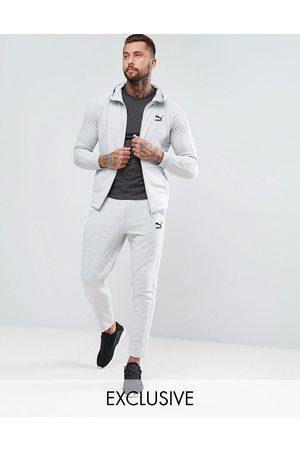 PUMA Men Skinny Pants - Skinny fit tracksuit set in Exclusive at ASOS