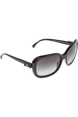 CHANEL Women Square - 5280-Q Bow Square Gradient Sunglasses
