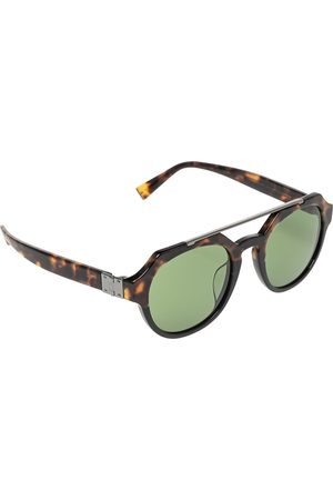 Dolce & Gabbana Havana DG4313-F Aviator Sunglasses