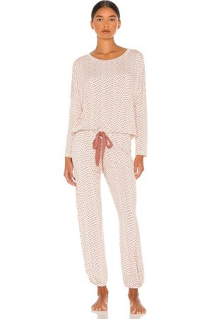 Eberjey Gisele The Slouchy Set in Pink.