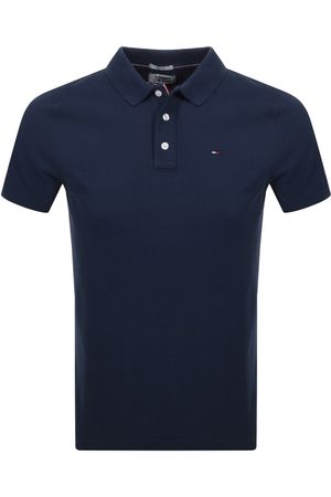 Tommy Hilfiger Slim Fit Polo Shirt Navy