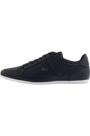 Lacoste Men Sneakers - Chaymon Trainers Navy