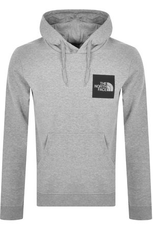 The North Face Fine Hoodie Grey