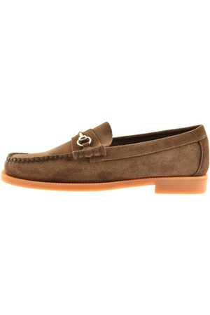 G.H. Bass Weejun Lincoln Suede Loafers