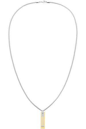 Tommy Hilfiger Double Dog Tag Necklace