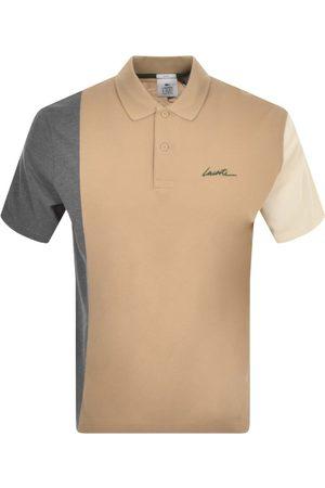 Lacoste Colour Block Polo T Shirt