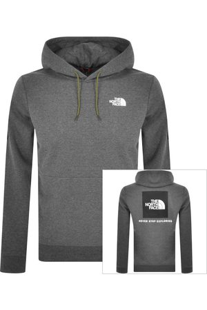 The North Face Search Rescue Hoodie Grey