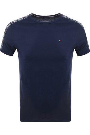 Tommy Hilfiger Men Sweats - Loungewear Taped T Shirt Navy