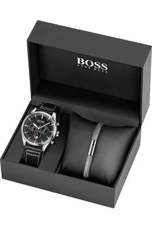 HUGO BOSS Men Bracelets - BOSS Watch Bracelet Gift Set
