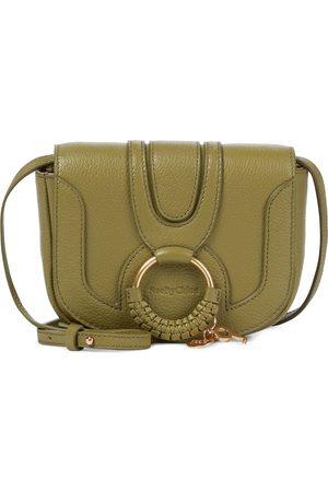 Chloé Hana Mini leather shoulder bag