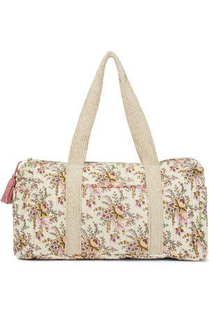 Louise Misha Baby Vaeva floral cotton changing bag
