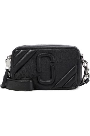 The Marc Jacobs The Moto Shot leather camera bag