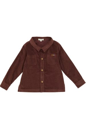 Louise Misha Akiri cotton corduroy shirt