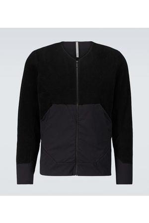 Veilance Dinitz Comp fleece jacket