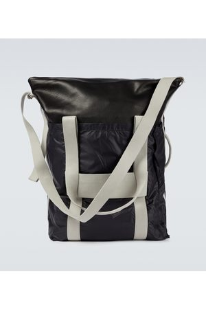 Rick Owens Trolley leather trunk bag