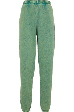 Les Tien Cotton fleece sweatpants