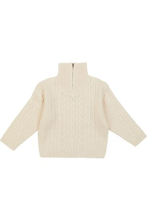 Louise Misha Kalie cable-knit sweater