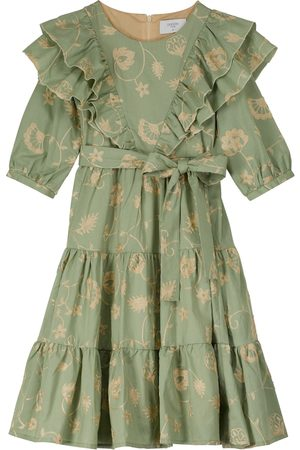 PAADE Floral cotton dress