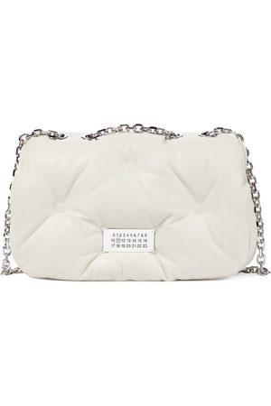 Maison Margiela Glam Slam Flap leather shoulder bag