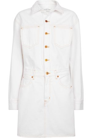 SLVRLAKE Women Mini Dresses - Jagger denim minidress