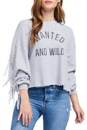 Wild Fox Women's Ophelia Fringe Sweatshirt