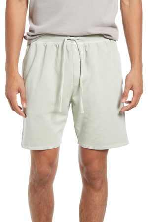 miss goodlife Men's Sun Faded Stretch Cotton Shorts