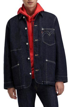 Levi's Men's Label Engineered Cotton & Hemp Denim Jacket