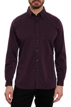 Robert Graham Men's Eaden Cotton Blend Button-Up Shirt