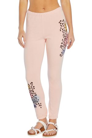 Wild Fox Women's Airbrush Leopard Sweatpants
