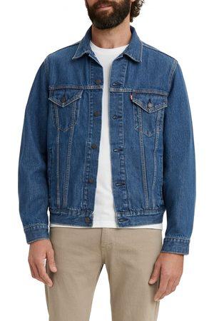 Levi's Men's Vintage Fit Cotton Denim Trucker Jacket