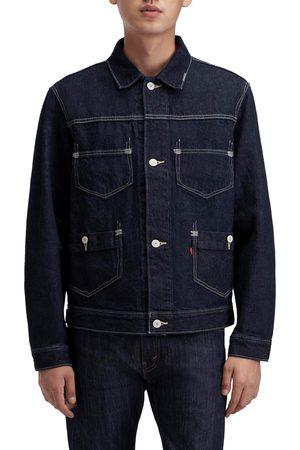 Levi's Men's Label Denim Trucker Jacket