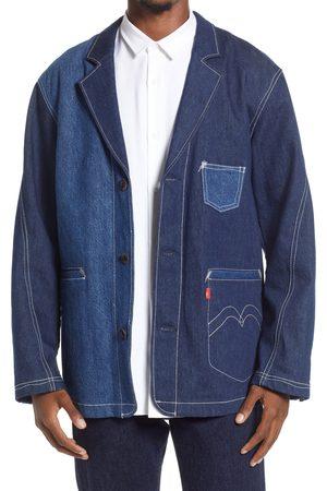 Levi's Men's Label Denim Sack Coat