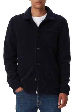 Les Deux Men's Ian Teddy Hybrid Jacket