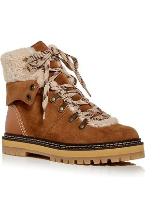 See by Chloé Women Outdoor Shoes - Women's Eileen Hiking Boots