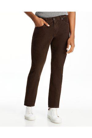 AG Tellis Slim Fit Corduroy Jeans - 100% Exclusive