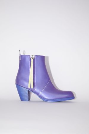 Acne Studios SP-MN-SHOE000006 Faux leather boots