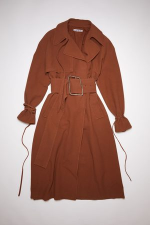 Acne Studios Trench Coats - FN-WN-OUTW000534 Belted trench coat