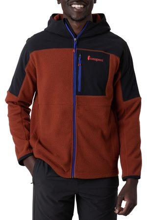 COTOPAXI Abrazo Hooded Full Zip s Fleece - Rust
