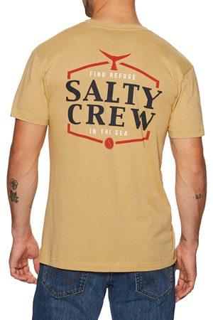 Salty Crew Skipjack Premium s Short Sleeve T-Shirt - Camel