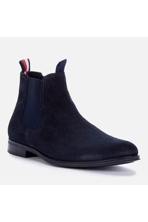 Tommy Hilfiger Men Chelsea Boots - Men's Casual Suede Chelsea Boots