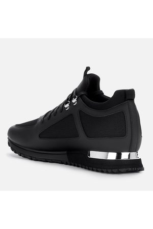 Mallet Men Sneakers - Men's Diver 1.0 Leather Running Style Trainers