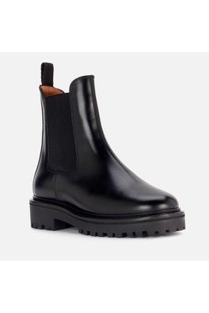 Isabel Marant Women Chelsea Boots - Women's Castay Leather Chelsea Boots