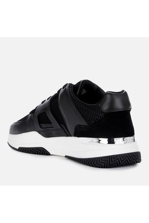 Mallet Men Sneakers - Men's Marquess Leather Running Style Trainers