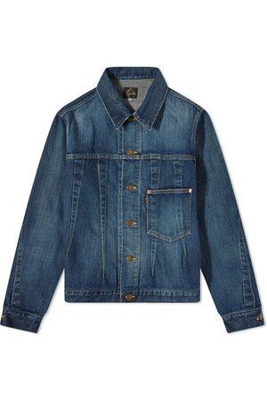 Pins & Needles Men Denim Jackets - Darts Denim Jacket
