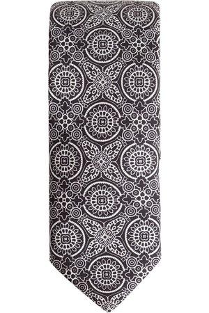Dolce & Gabbana Men Bow Ties - Patterned-jacquard tie