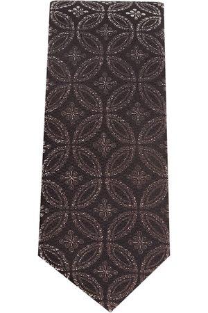 Dolce & Gabbana Men Bow Ties - Jacquard printed silk tie
