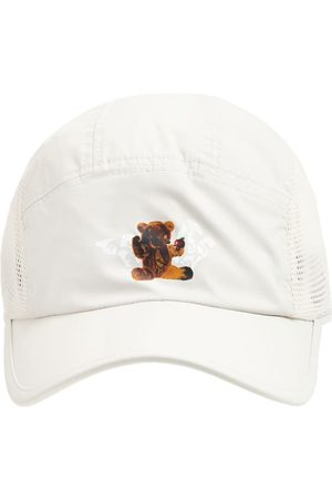 SUNDAY OFF CLUB Men Caps - Torn Saddy Bear Logo Cap