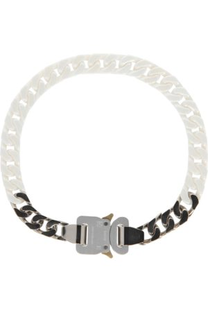 1017 ALYX 9SM Men Necklaces - Ceramic buckle chain necklace M