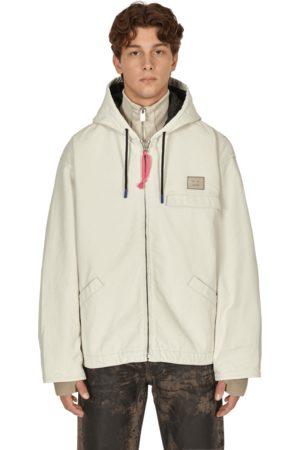 Acne Studios Men Puffer Jackets - Padded cotton jacket OAT S