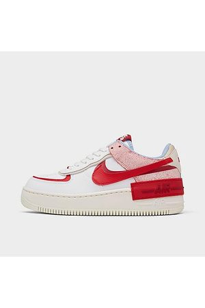 Nike Women Casual Shoes - Women's Air Force 1 Shadow Casual Shoes Size 5.0 Leather